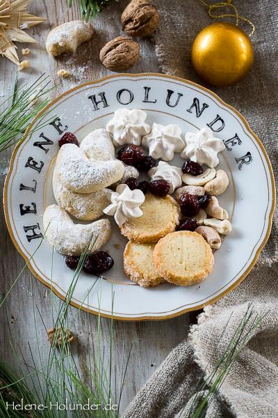 keksteller-vanillekipferl-adventskekse-vegan-helene-holunder