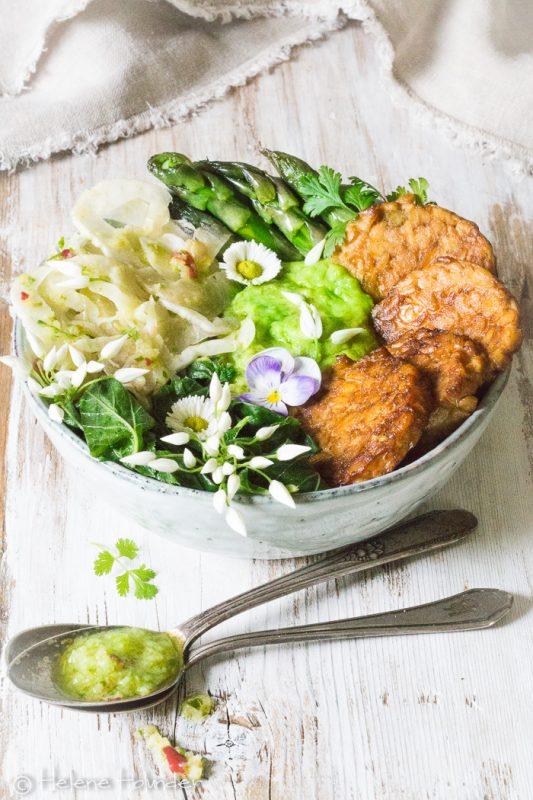 Mai Bowl, vegan, Helene Holunder