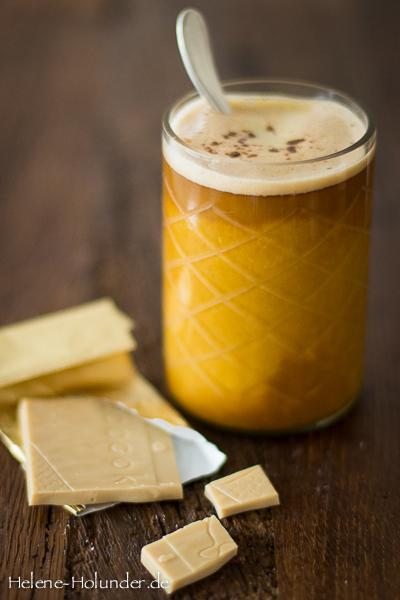 Pumpkin Spice Latte, vegan, Helene Holunder