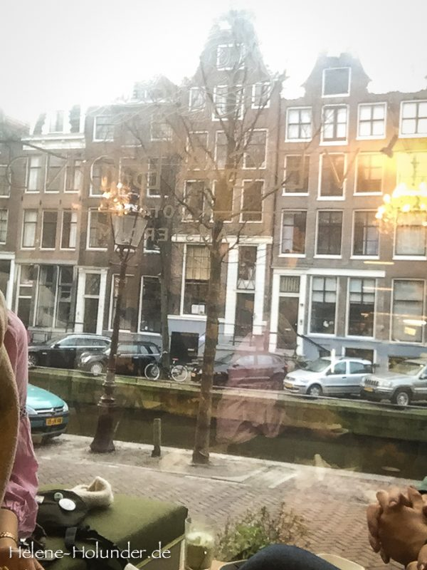 Vegabond Amsterdam, vegan, Helene Holunder